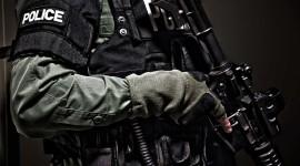 Swat Police Desktop Wallpaper HQ