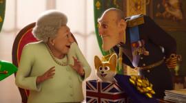 The Queen's Corgi Image