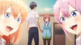 The Quintessential Quintuplets For PC#3