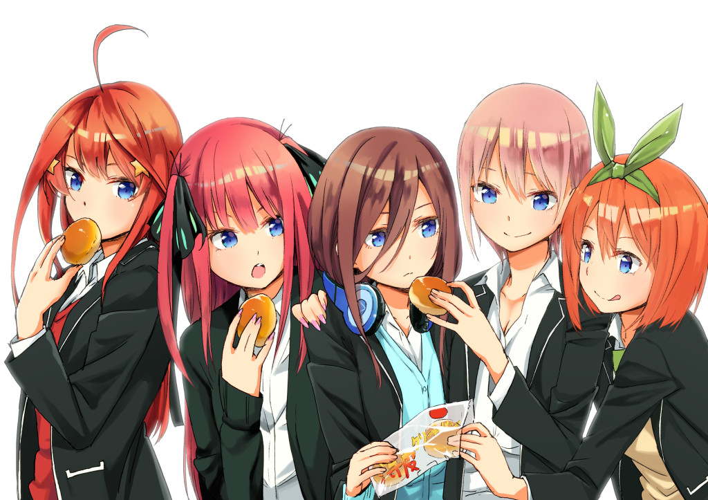The Quintessential Quintuplets wallpapers HD