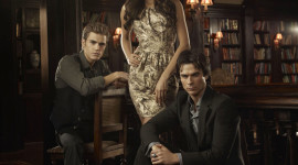 The Vampire Diaries Wallpaper For Mobile#2