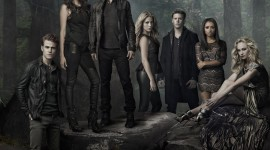 The Vampire Diaries Wallpaper For PC