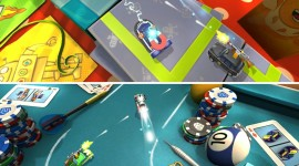 Toybox Turbos Wallpaper For IPhone