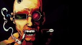 Transmetropolitan Desktop Wallpaper For PC