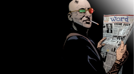 Transmetropolitan Desktop Wallpaper HD