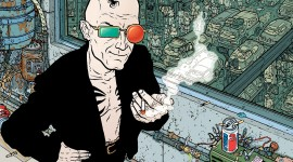 Transmetropolitan Wallpaper Download Free