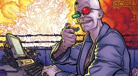 Transmetropolitan Wallpaper For Desktop