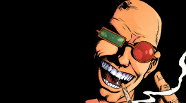 Transmetropolitan Wallpaper Full HD