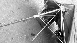 Umbrella Is Broken Wallpaper For Desktop