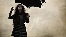 Umbrella Is Broken Wallpaper For IPhone