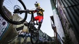 Urban Downhill High Quality Wallpaper