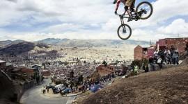 Urban Downhill Wallpaper High Definition