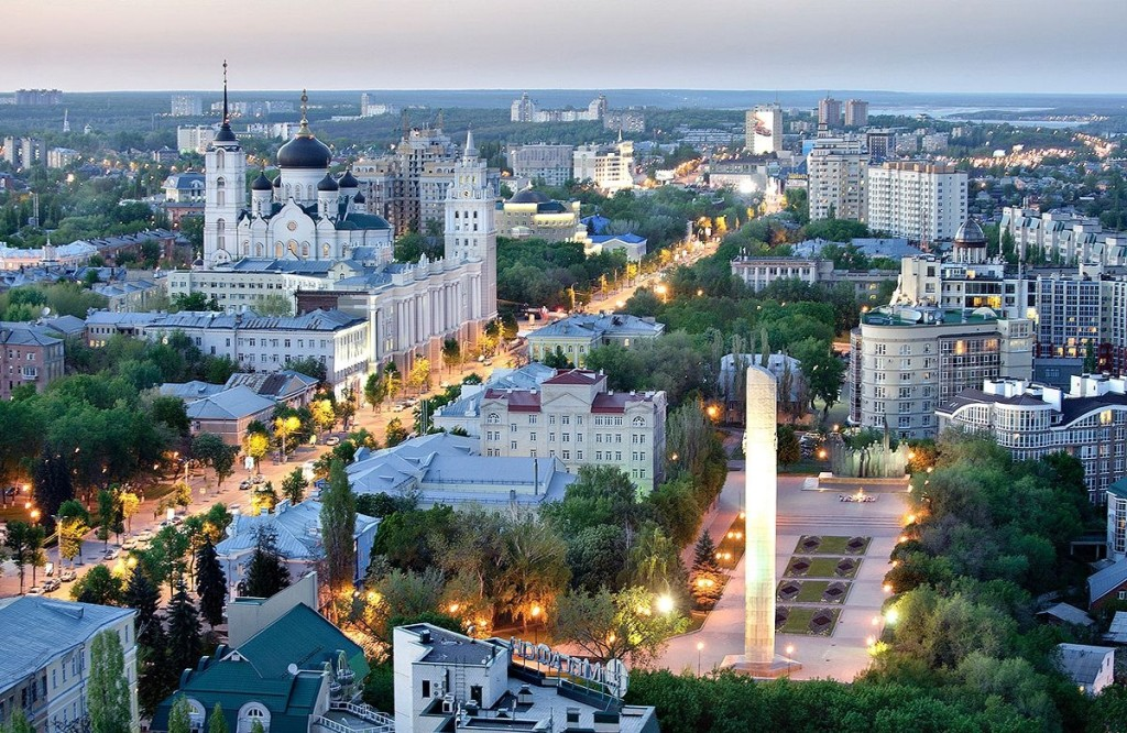 Voronezh wallpapers HD