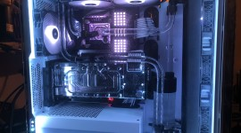 Water Cooling Pc Wallpaper High Definition