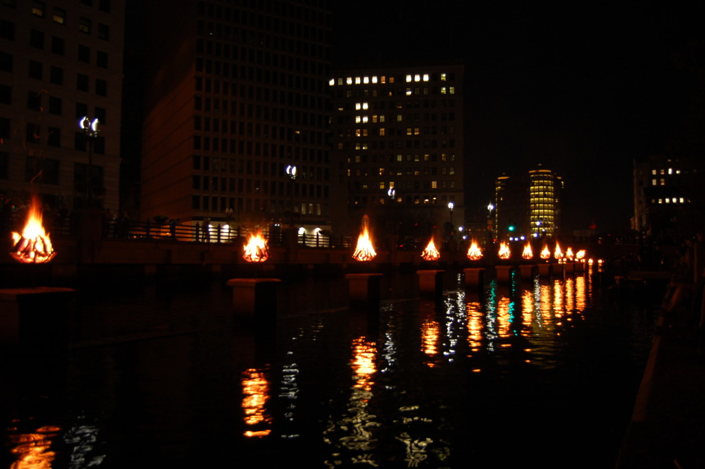 Waterfire wallpapers HD