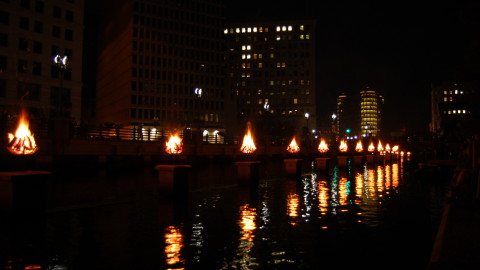 Waterfire wallpapers high quality