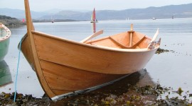 Wooden Boats Wallpaper Download Free