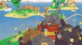 Worms 4 Mayhem Wallpaper For PC