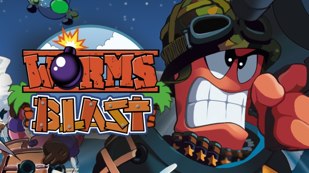 Worms Blast wallpapers HD