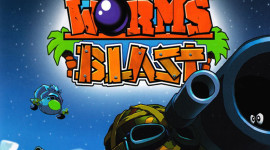 Worms Blast Wallpaper For IPhone
