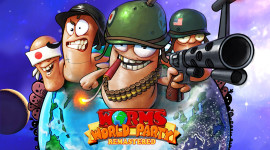 Worms World Party Desktop Wallpaper HD
