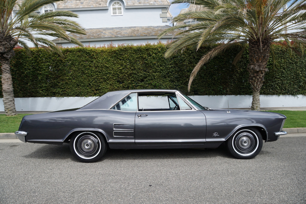 1963 Buick Riviera wallpapers HD