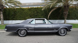 1963 Buick Riviera Desktop Wallpaper For PC