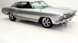 1963 Buick Riviera Desktop Wallpaper HQ