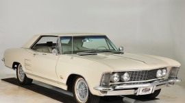 1963 Buick Riviera High Quality Wallpaper