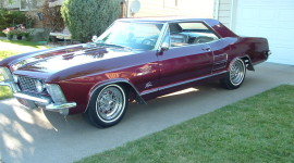 1963 Buick Riviera Wallpaper 1080p