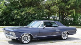 1963 Buick Riviera Wallpaper