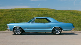 1963 Buick Riviera Wallpaper Background