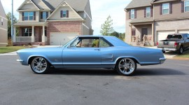 1963 Buick Riviera Wallpaper Download Free