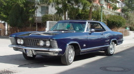 1963 Buick Riviera Wallpaper For PC