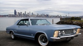 1963 Buick Riviera Wallpaper Full HD