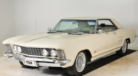 1963 Buick Riviera Wallpaper HQ