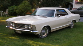 1963 Buick Riviera Wallpaper High Definition