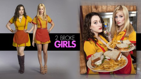 2 Broke Girls wallpapers high quality