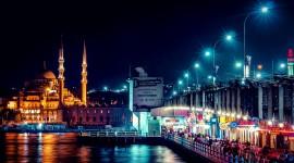 4K Mosque Evening Image