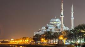 4K Mosque Evening Wallpaper Gallery