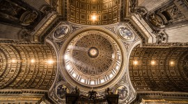 4K The Church Dome Aircraft Picture