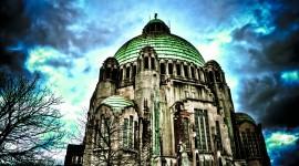 4K The Church Dome Best Wallpaper