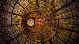 4K The Church Dome Desktop Wallpaper