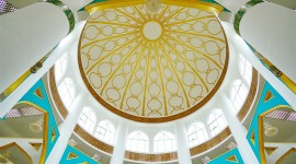 4K The Church Dome Image Download