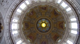 4K The Church Dome Photo#1