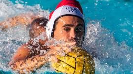 4K Water Polo Wallpaper Free