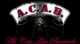A.C.A.B Desktop Wallpaper