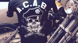 A.C.A.B Desktop Wallpaper Free
