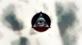 All-Seeing Eye High Quality Wallpaper