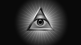 All-Seeing Eye Wallpaper Download